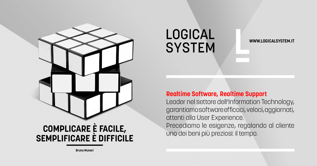 Logical System cambia passo e diventa S.p.A. | LogicalSystem