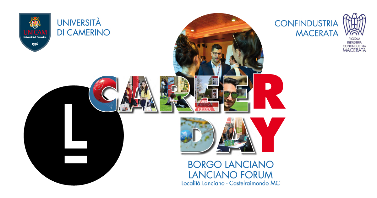 Logical System al Career Day 2019 di UNICAM | LogicalSystem
